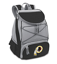 Washington Redskins Black PTX Backpack Cooler