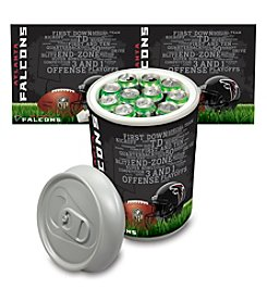 Picnic Time NFL® Atlanta Falcons Silver Mega Can Cooler