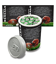 Cincinnati Bengals Silver Gray Mega Can Cooler