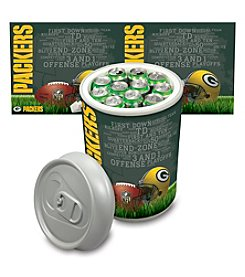 NFL® Green Bay Packers Silver Gray Mega Can Cooler