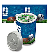 Indianapolis Colts Silver Gray Mega Can Cooler