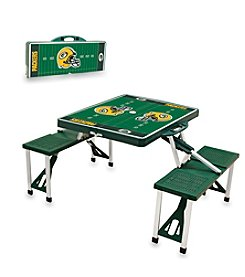 NFL® Green Bay Packers Hunter Picnic Table