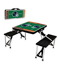 Chicago Bears Black Picnic Table