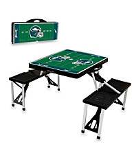 Philadelphia Eagles Black Picnic Table
