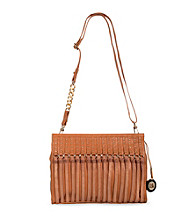 The Sak® Iris Fringe Demi Clutch