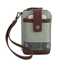 The Sak® Iris Mini Smartphone Wristlet