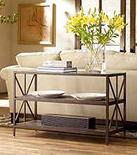 Hammary® Crossnore Console Table