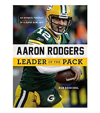 Triumph Books Aaron Rodgers: Leader of the Pack
