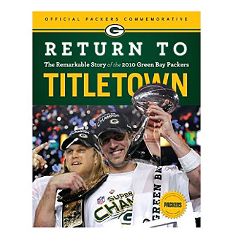 Triumph Books Return to Titletown