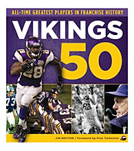 Triumph Books Vikings 50