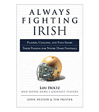 Triumph Books Always Fighting Irish