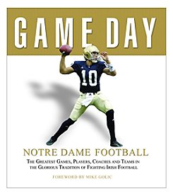 Triumph Books Game Day: Notre Dame Football