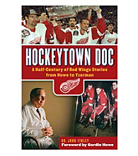Triumph Books Hockeytown Doc