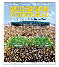Triumph Books Michigan Football: The History of the Nation's Winningest Program