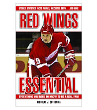 Triumph Books Red Wings Essential