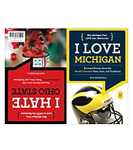 Triuimph Books I Love Michigan/I Hate Ohio State