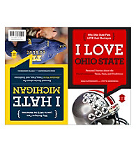 Triumph Books I Love Ohio State/ I Hate Michigan