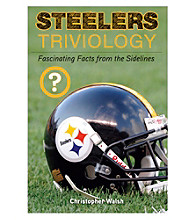 Triumph Books Steelers Triviology