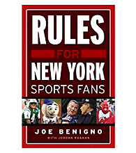 Triumph Books Rules for New York Sports Fans