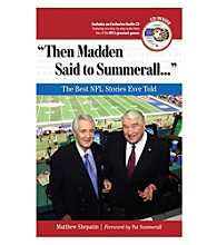 Triumph Books Then Madden Said to Summerall...