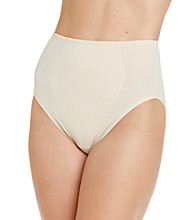 Olga® Light Shaping Hi-Cut Brief