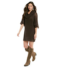 Jessica Simpson Poncho Dress