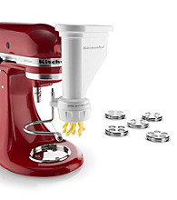KitchenAid® Gourmet Pasta Press Attachment