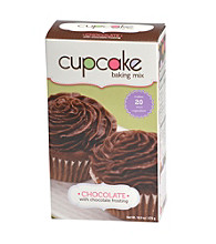 Babycakes® Chocolate Cupcake with Chocolate Glaze Mix