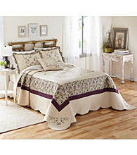 Marcene Bedspread Collection by LivingQuarters