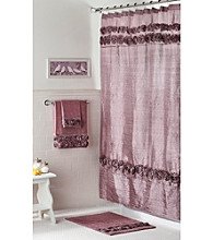Croscill® Graduated Roses Bath Collection