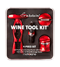 Metrokane 4-pc. Wine Tool Kit