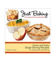 Libbey ® Just Cooking Baking Cookbook