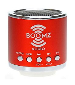 BOOMZ Audio™  Multi-Functional Portable Personal Speaker