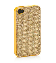 Greene + Gray™ Solid Rhinestone iPhone® Cover