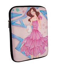 Greene + Gray™ Purple Dress Case for iPad®