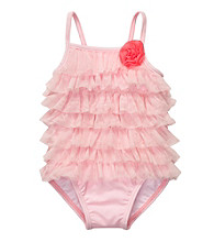 Carter's® Baby Girls' Pink Tulle Swimsuit