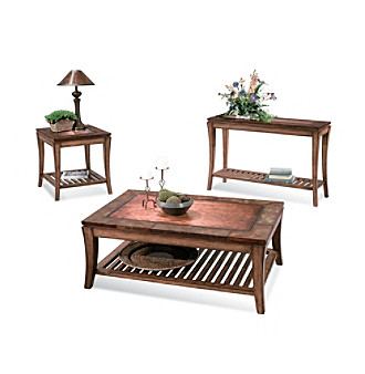 Bassett Mirror Company Sun Valley Accent Table Collection