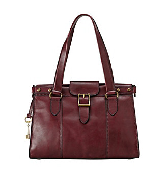 Fossil® Vintage Revival East West Satchel