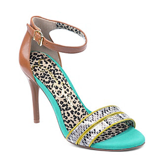 "Jessica Simpson ""Jessies"" Ankle Strap Dress Heel"
