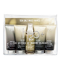 H2O Plus Spa Sea Salt Must Haves Set