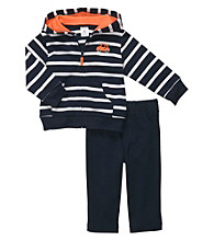 Carter's® Baby Boys' Navy/White Striped 2-pc. Cardigan Set