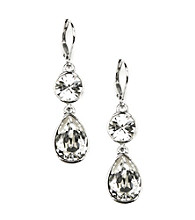Givenchy® Crystal Drop Earrings