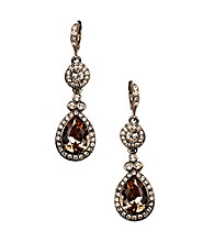 Givenchy® Silk Drop Earrings