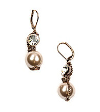 Givenchy® Blush Pearl Earrings