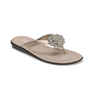 "A2® by Aerosoles ""Enchlosure"" Thong Sandal"
