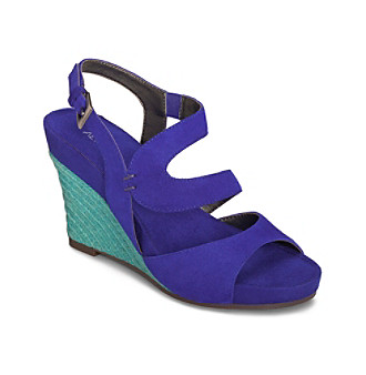 "Aerosoles® ""Plush Money"" Wedge Sandal"