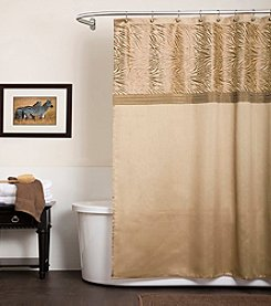 Lush Decor Serengeti Shower Curtain