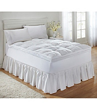 Robin Wilson Home Allergy Free Down-Alternative Fiber Bed