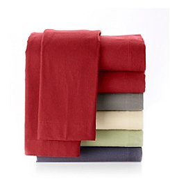 Elite Home Products Winter Nights Flannel Sheet Sets