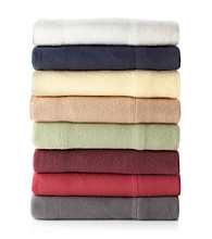 Elite Home Products Winter Nights Fleece Sheet Set